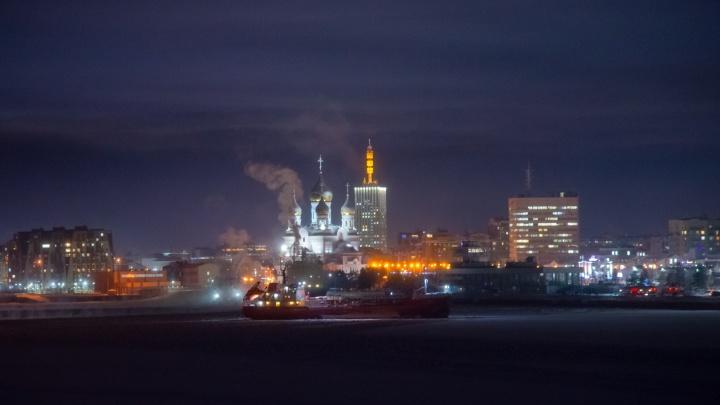 В Архангельске в ближайшие дни снова похолодает до -30
