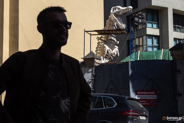 Где в Петербурге встретить динозавра