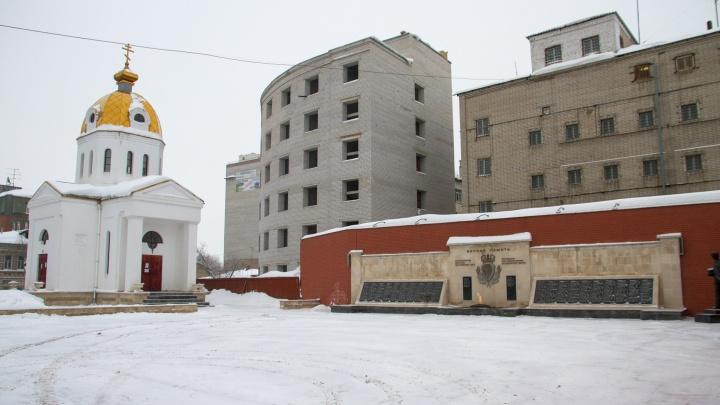 В центре Самары ограничат движение транспорта