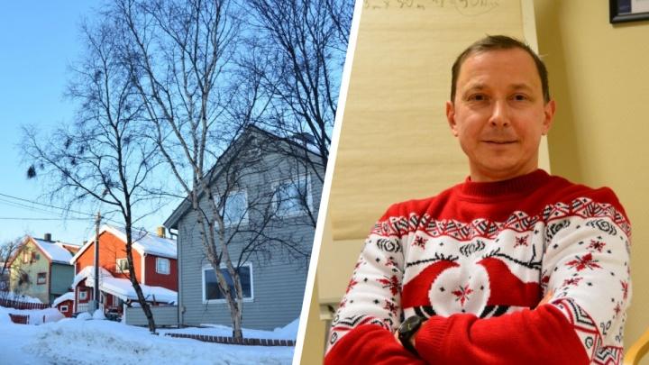 «К тебе отношение как к равноправному»: северодвинец переехал в Норвегию и стал героем фильма