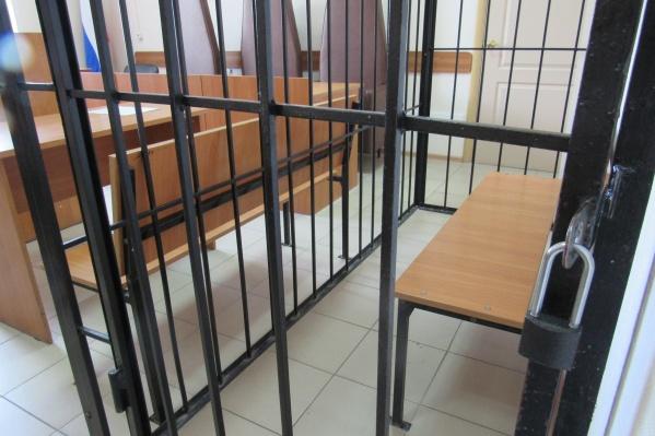 Суд назначил обвиняемому 8 лет тюрьмы