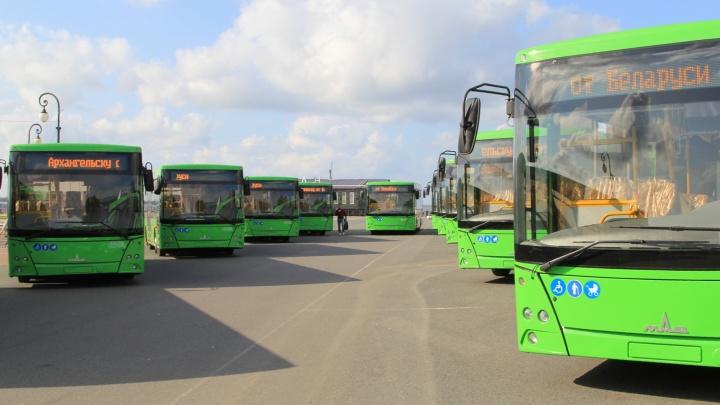 Александр Цыбульский анонсировал реформу общественного транспорта в Архангельской агломерации