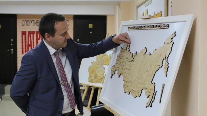 Глава Шенкурского района Сергей Смирнов заявил, что хочет уйти в отставку