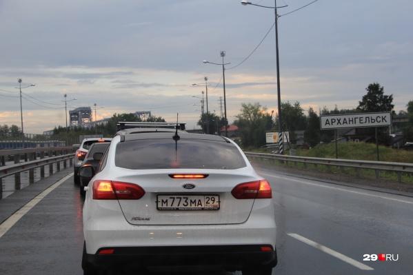 Заправки должны появиться в Архангельске, а также в Северодвинске и в Приморском районе