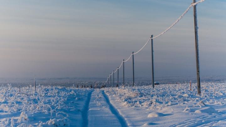 МЧС предупредило о похолодании в Пермском крае до -40 градусов