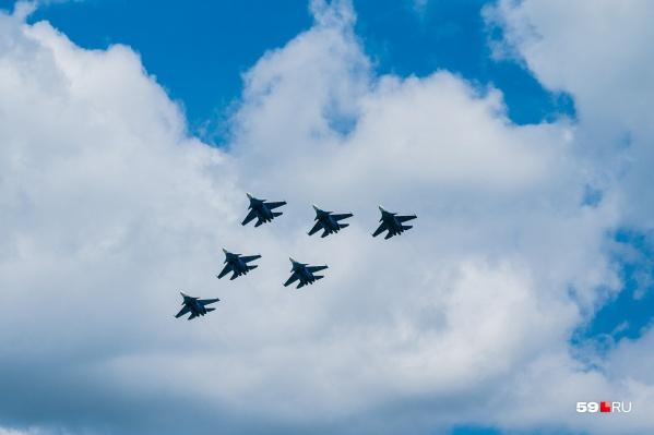 Обычно авиашоу устраивали каждое лето на базе «Сокол», но в этом году его не будет