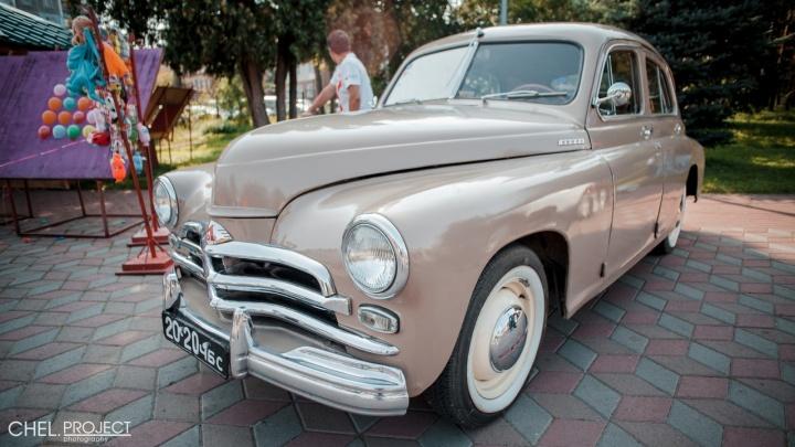 Челябинских автомобилистов возмутил отказ властей взять легендарные «Победы» на парад 9 Мая