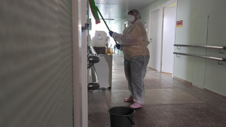 Отмылись и открылись: в Волгограде и области вернули в штатный режим работы шесть больниц