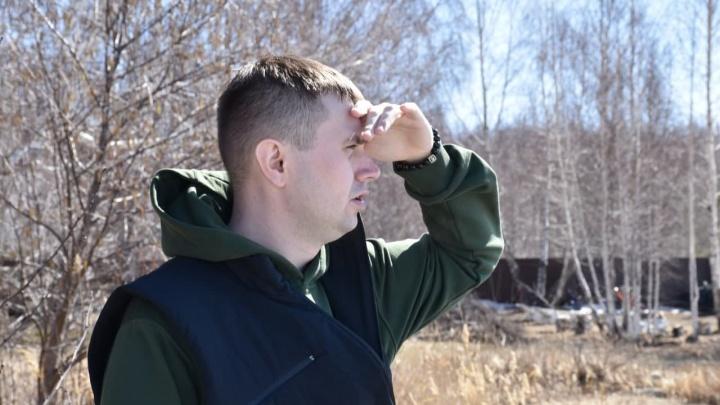 «На нервной почве»: замминистра экологии Челябинской области увезли на скорой в больницу