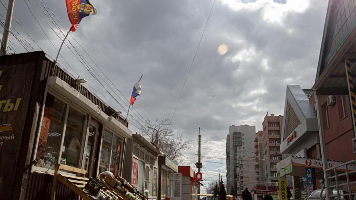 Мы нанесли все киоски с Комсомольского проспекта на одну картинку. Только посмотрите на это!