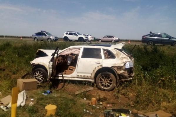 В дорожной инспекции проводят проверку по факту аварии