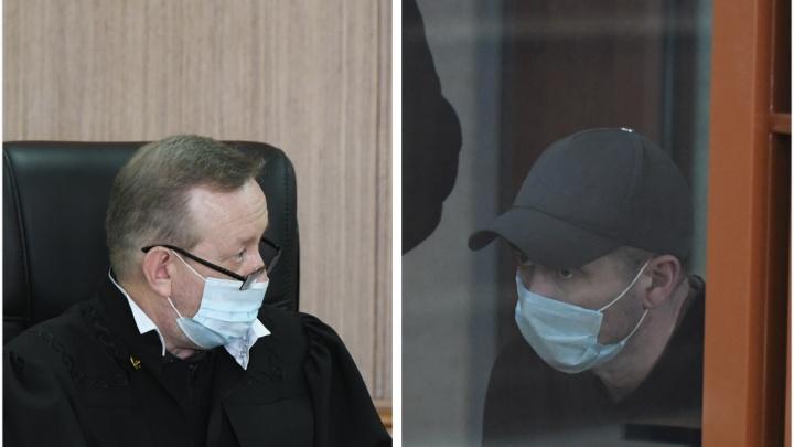 Участник убийства Каторгиной вспомнил о своих правах и потребовал остановить суд. Заседание перенесли