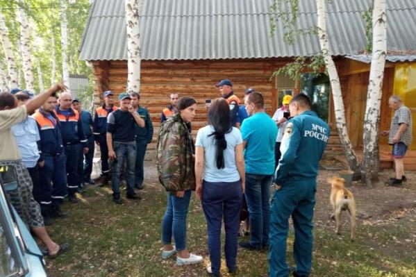 Ребенка искали все экстренные службы включая специалистов из Челябинска и Магнитогорска