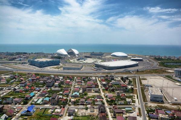 Основные события форума будут проходить в Олимпийском парке