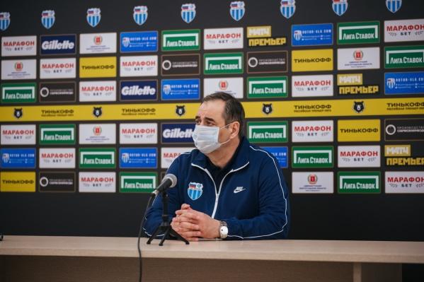 Хасанби Биджиев уверен, что команда сыграла неплохо