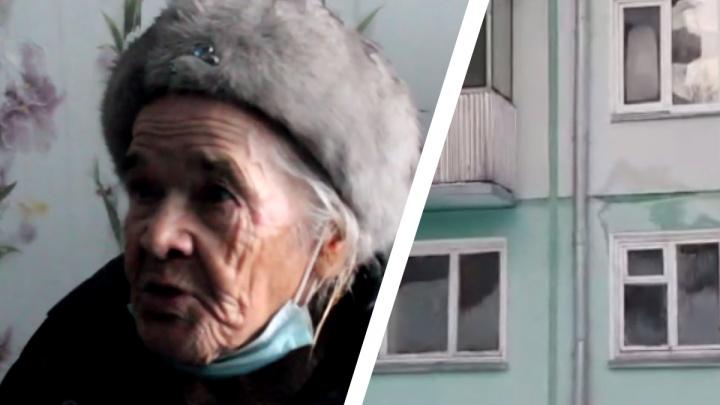 «Фонтан бил, как на улице!»: пенсионерку спасли из запертой квартиры с кипятком