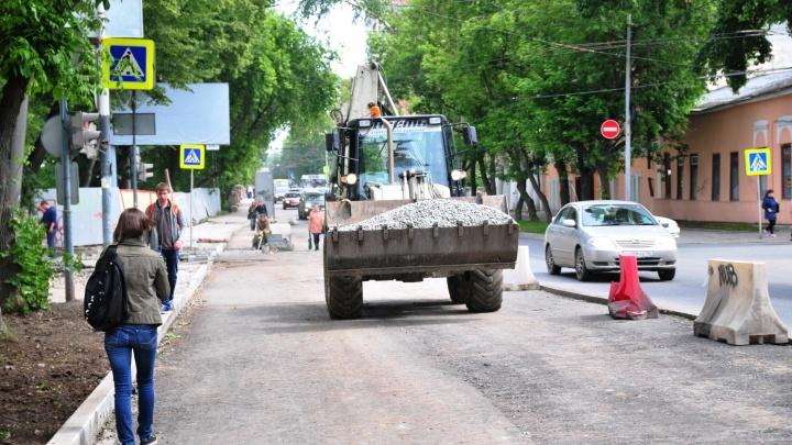 Возле «Екатеринбург Арены» на четыре месяца перекроют улицу