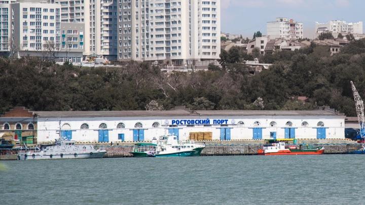 «Много жалоб на загрязнение». Инспекторы Росприроднадзора нагрянут в порты Ростова и Таганрога