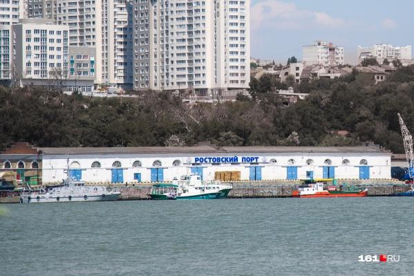 В Ростовской области проверят четыре порта