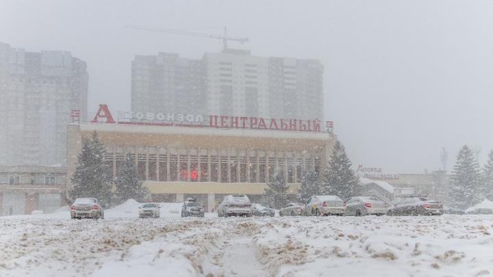 Метель или сильный мороз: какой будет погода в Самарской области в ближайшие дни