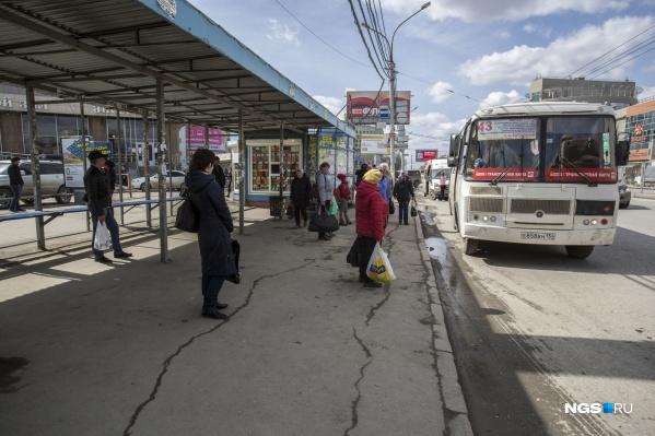 Некоторые автобусы и троллейбусы изменят маршрут