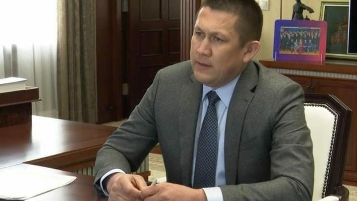 В Башкирии задержан глава Илишевского района