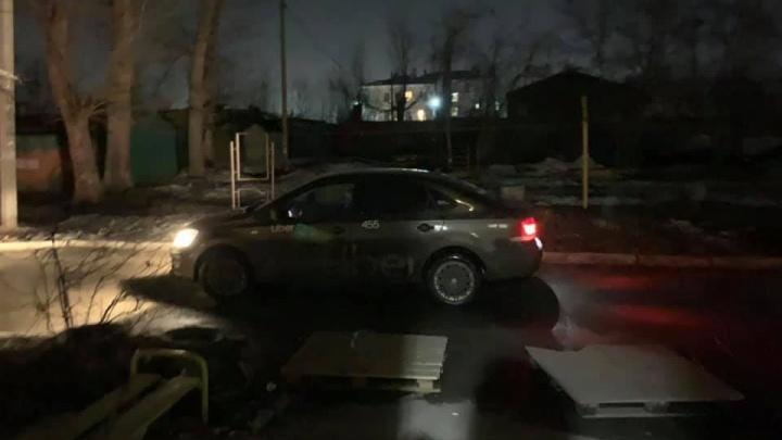 «Подъезжают каждые пять минут»: жилье омской журналистки Граф ночью атаковали таксисты