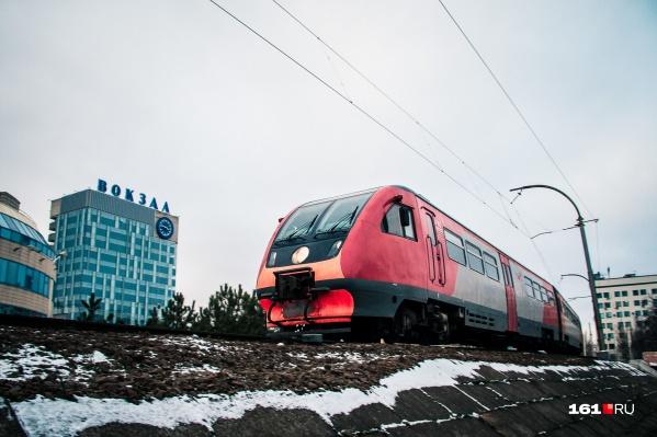 В Ростове теперь будут ходить три дополнительные электрички