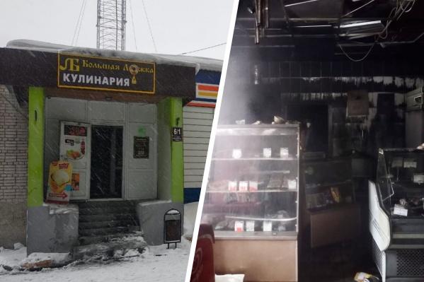 Сотрудники МЧС ликвидировали горение через 19 минут после прибытия