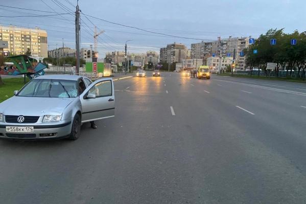 ДТП произошло летом прошлого года на улице Братьев Кашириных