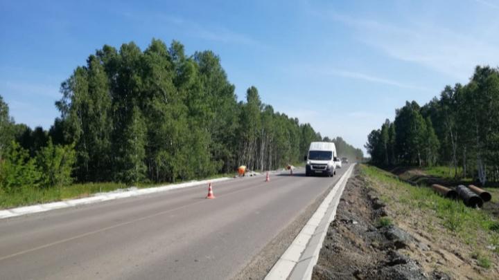 «Могильные оградки-заборы надо убирать»: губернатор назвал, что ему не нравится на дорогах