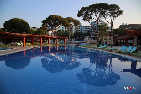 О курортах Турции волгоградцы пока только мечтают
