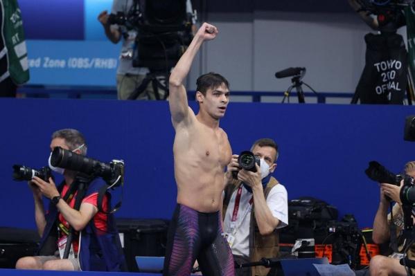 Евгения Рылова Олимпийский комитет России уже называет отечественным Акваменом