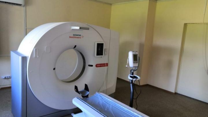 В Переславле-Залесском сломался единственный томограф