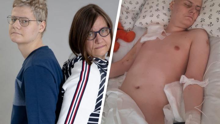 «Мы не можем уйти из жизни достойно»: мать неизлечимо больного ребенка пытается добиться паллиативной помощи