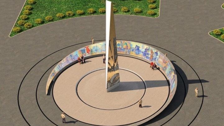 Пермякам предлагают выбрать место, где установят стелу «Город трудовой доблести»