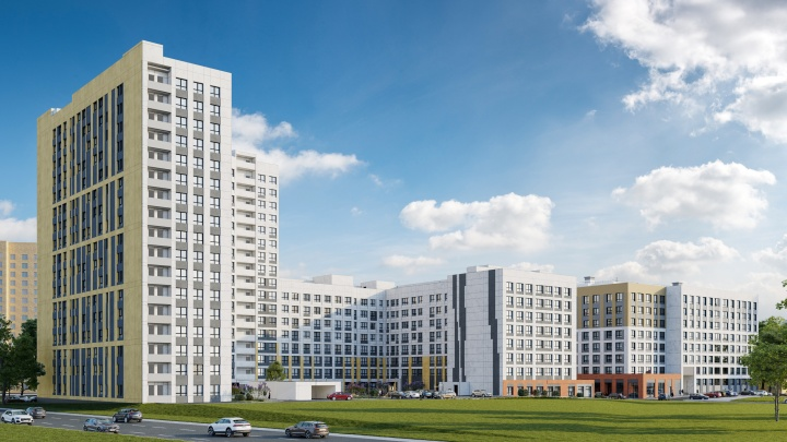 Пермяки смогут выбрать квартиру в новом семейном квартале iLove, где всем будет комфортно