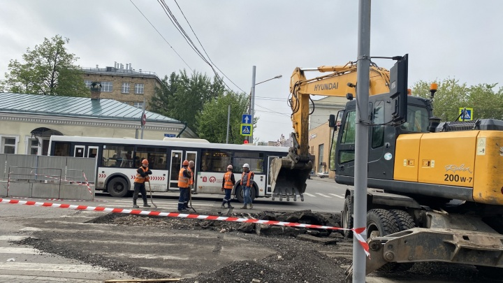 В Красноярске на 10 дней меняют схему автобуса № 32