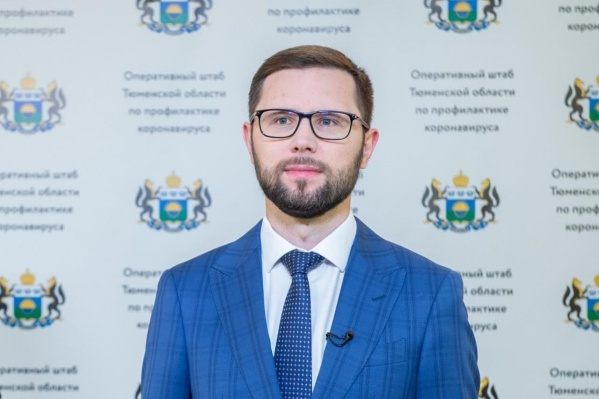 Александру Сидорову 38 лет. Он становится главой департамента уже во второй раз