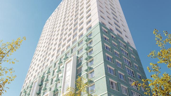 Дом с дипломом Союза архитекторов: на Широкой Речке открылись продажи квартир