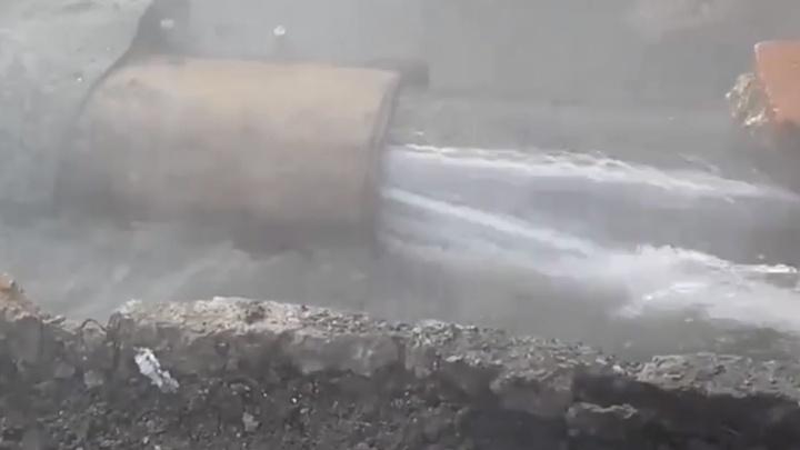 «Вот она, вся гниль»: замерзающие жители Ростова Великого сняли на видео масштаб бедствия