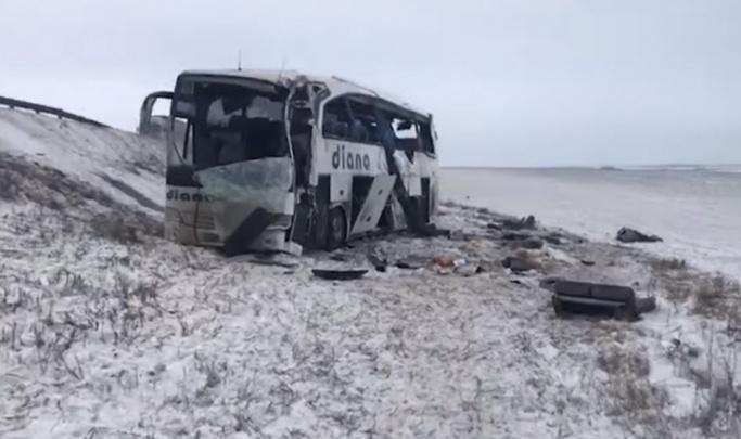 В Волгоград перевели двоих пассажиров, пострадавших при крушении автобуса под Рязанью