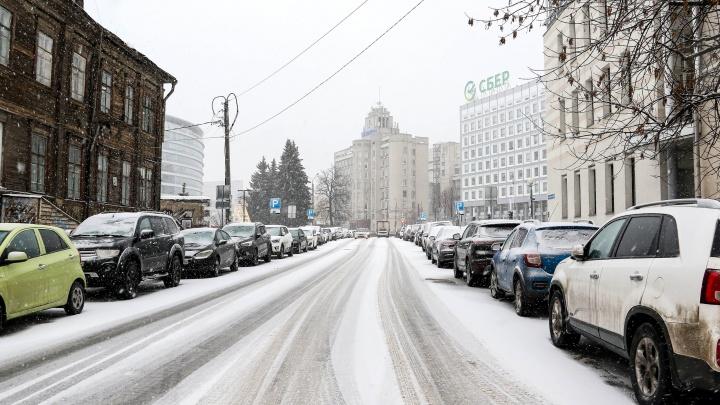 На Нижний Новгород надвигаются аномальные холода