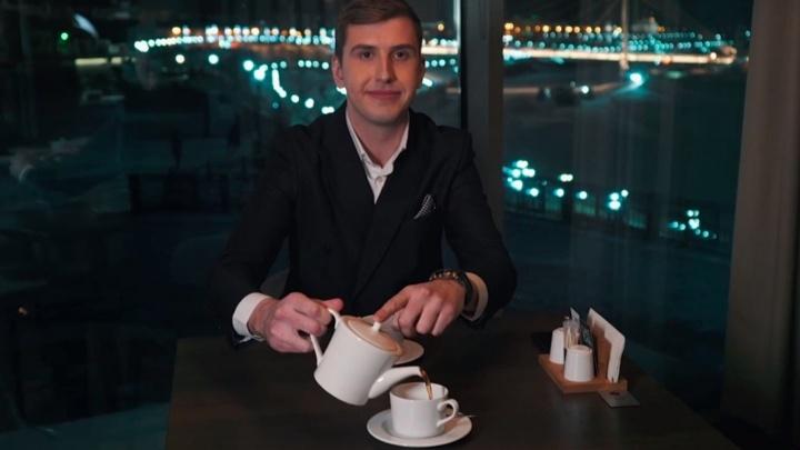 Тюменский телеведущий воспользовался служебным положением, чтобы найти свою любовь