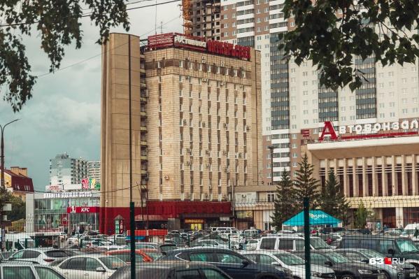 Автовокзал связывает автобусами несколько регионов России