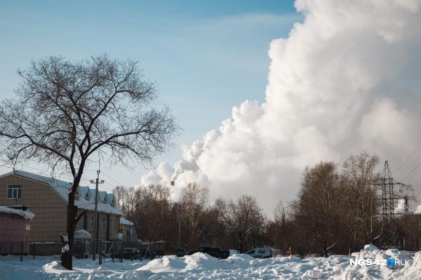 30% вредных выбросов в воздух связаны с работой печек в частном секторе