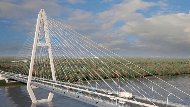 В Минтрансе рассказали, где в Перми пройдет третий мост через Каму