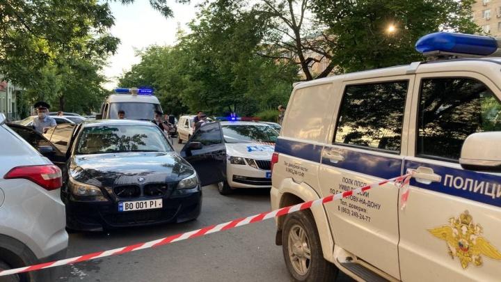 Полиция Ростова нашла белый Hyundai, из которого подстрелили мужчину на Пушкинской
