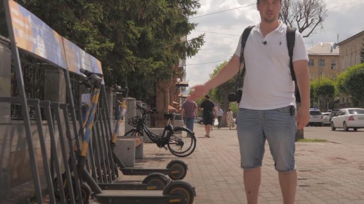 Против метро, но за пешеходный Мира в пандемию: столичный урбанист сделал большой обзор изменений Красноярска