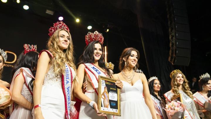 Новокузнечанка получила титул «Миссис Россия — 2021». Показываем фото крутой мамочки